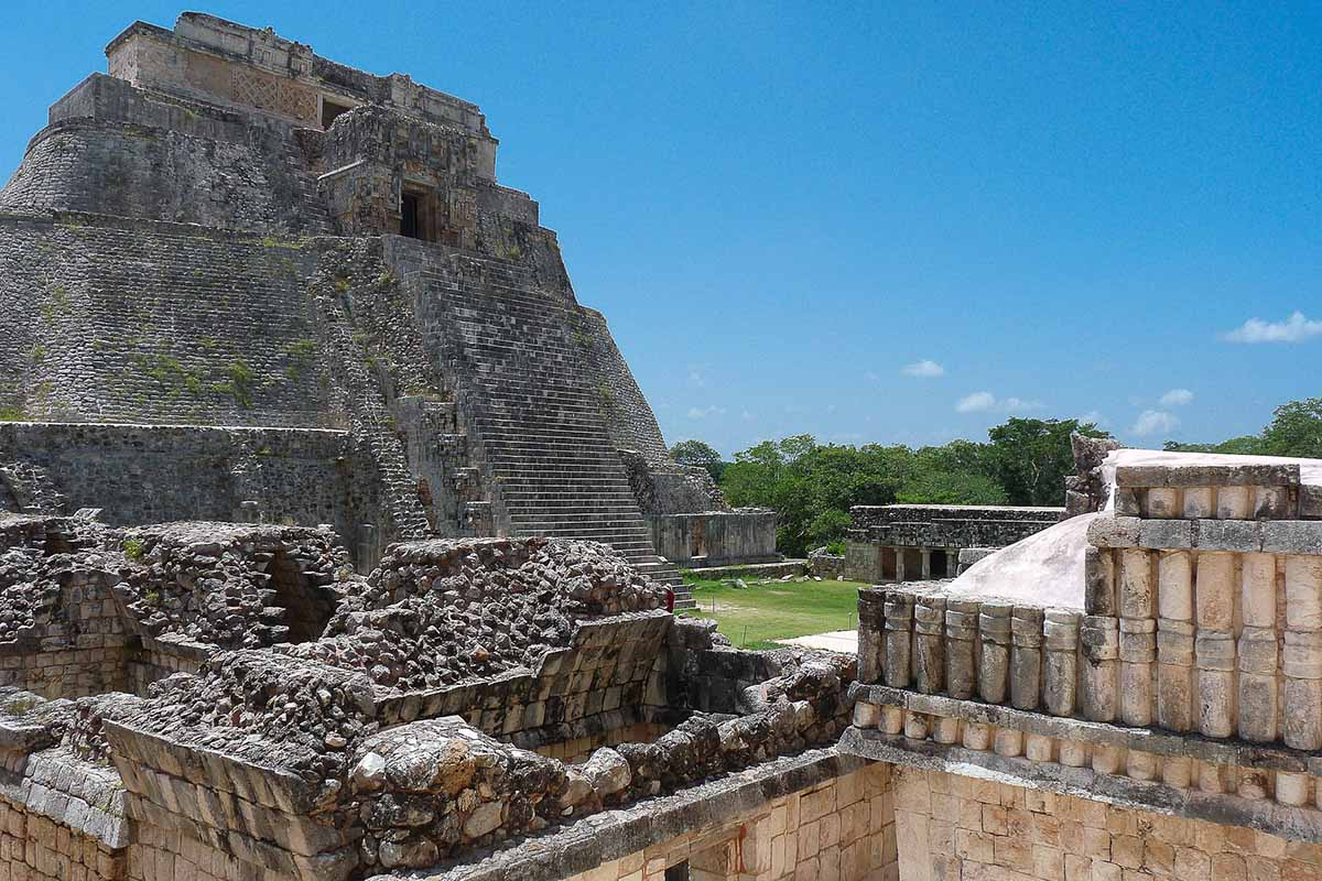Una delle sette meraviglie del mondo si trova in Messico: Chichèn Itza