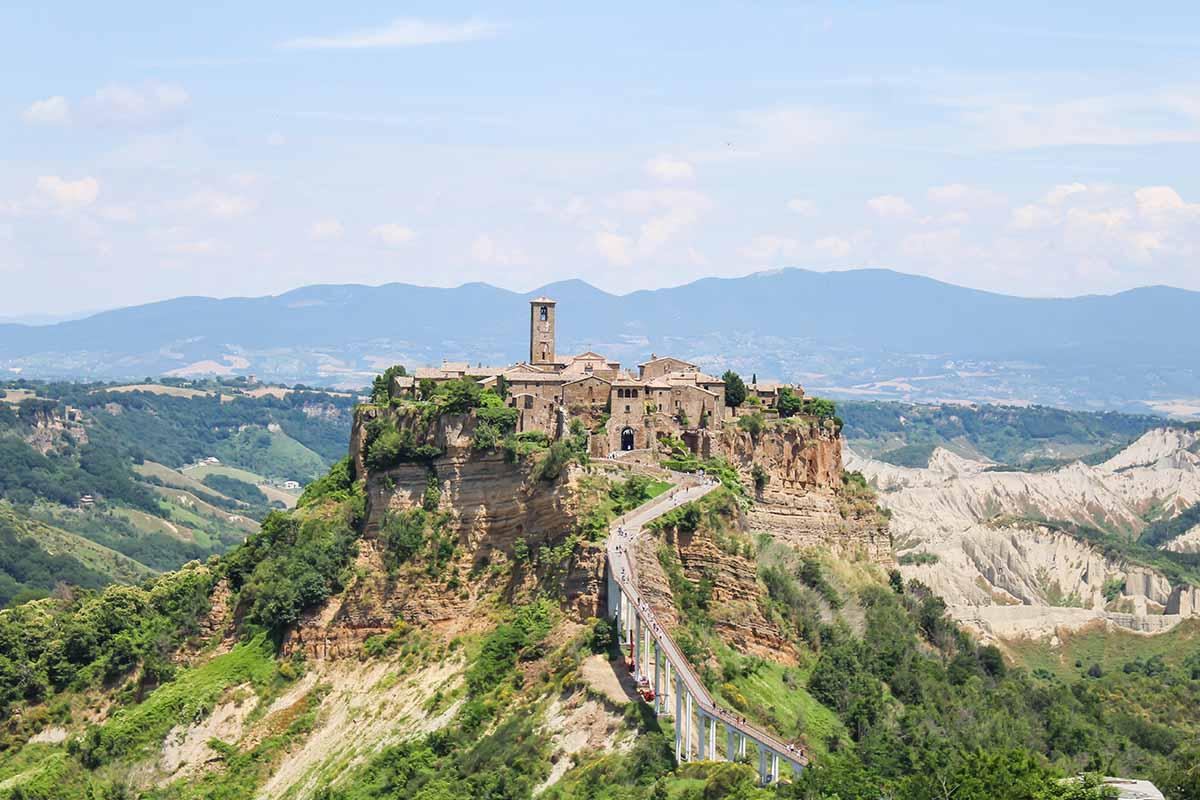 L'incredibile storia della Civita di Bagnoregio