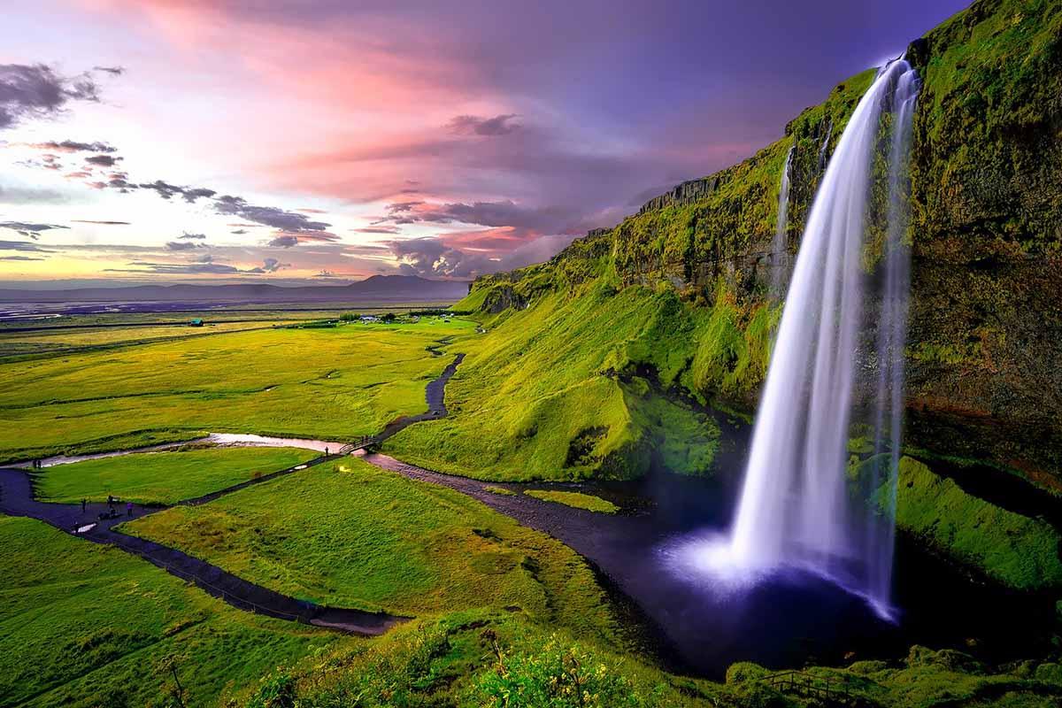 Le classifica delle cascate più alte del mondo