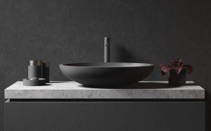 Il bagno in stile minimale