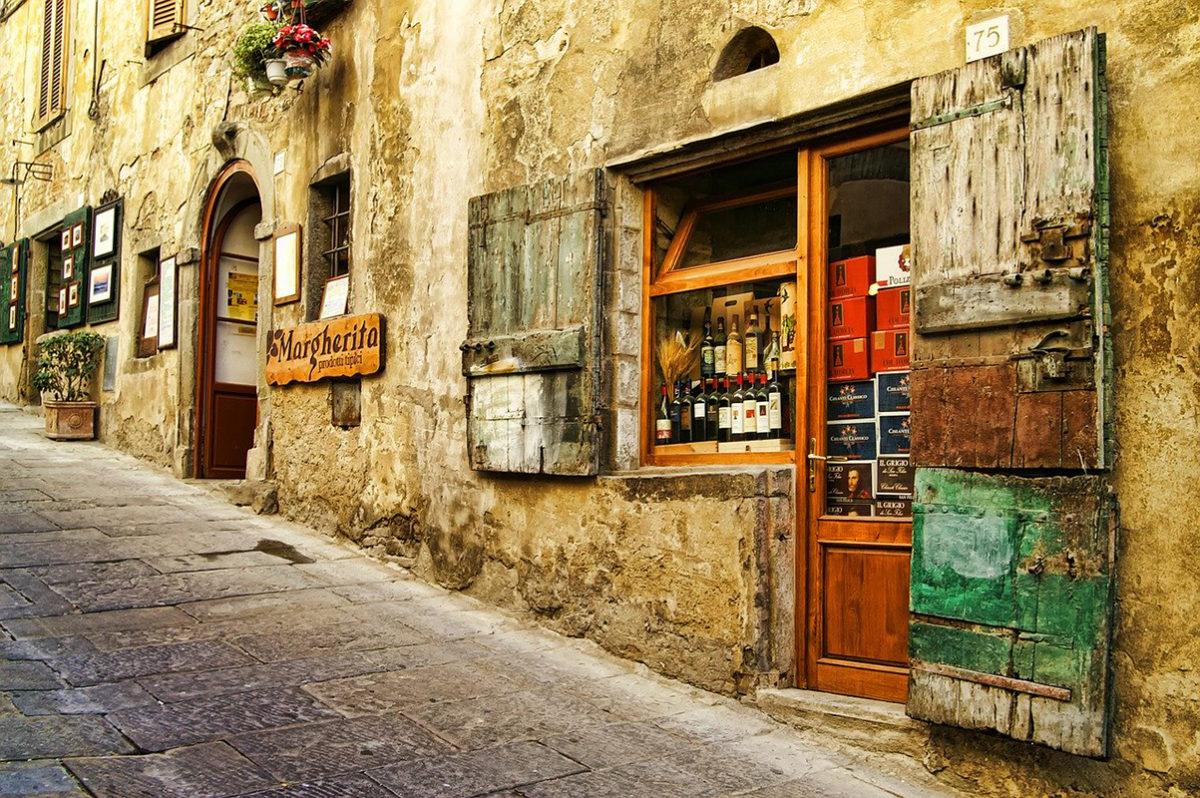 Toscana turismo enogastronomico