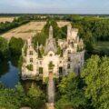 Tree House Module, una casa sull'albero tra i castelli della Loira
