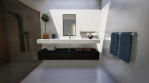 Il lavabo perfetto per un bagno moderno
