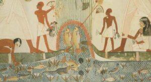 Pesce antico egitto