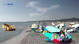 Come andare in spiaggia in sicurezza: il gonfiabile anti Covid-19. Intervista all'architetto Giuseppe Luciano