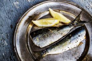 sardine cibo grecia