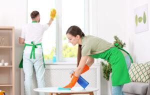 Perché pulire e riordinare casa rilassa?