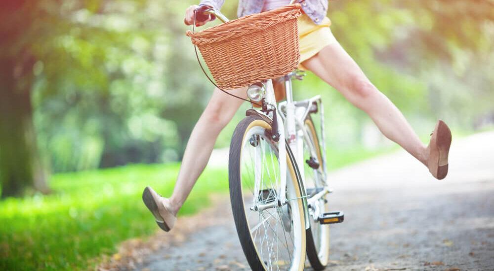 Perché andare in bicicletta fa bene