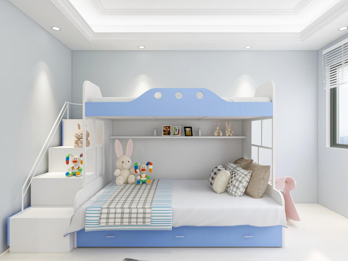Le camerette per bambini più trendy del momento