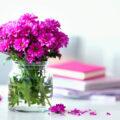 fiori in casa decorazione