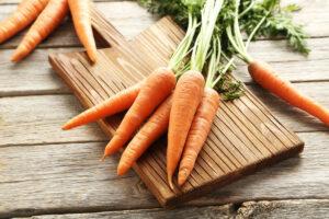È vero che la carota fa ingrassare?