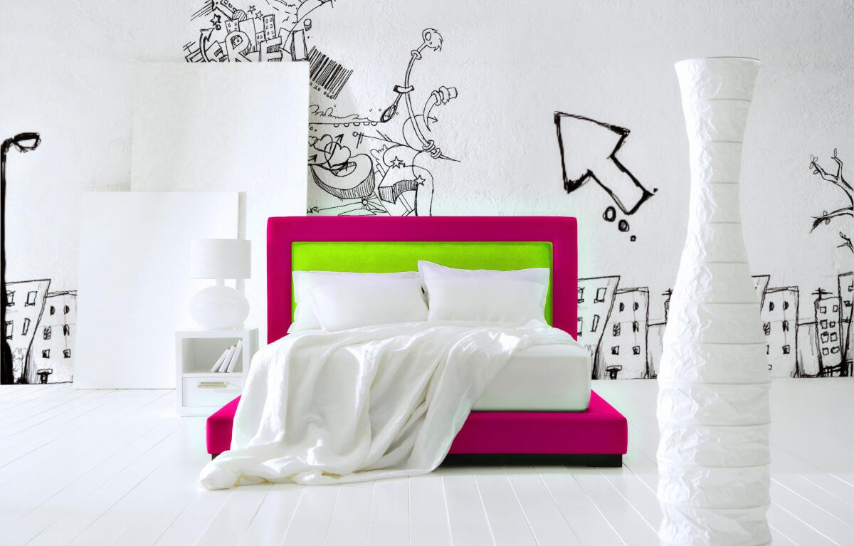 arredare la casa in stile Pop Art in 8 mosse