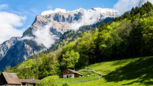 La casa di Heidi si trova in Svizzera ed è possibile visitarla