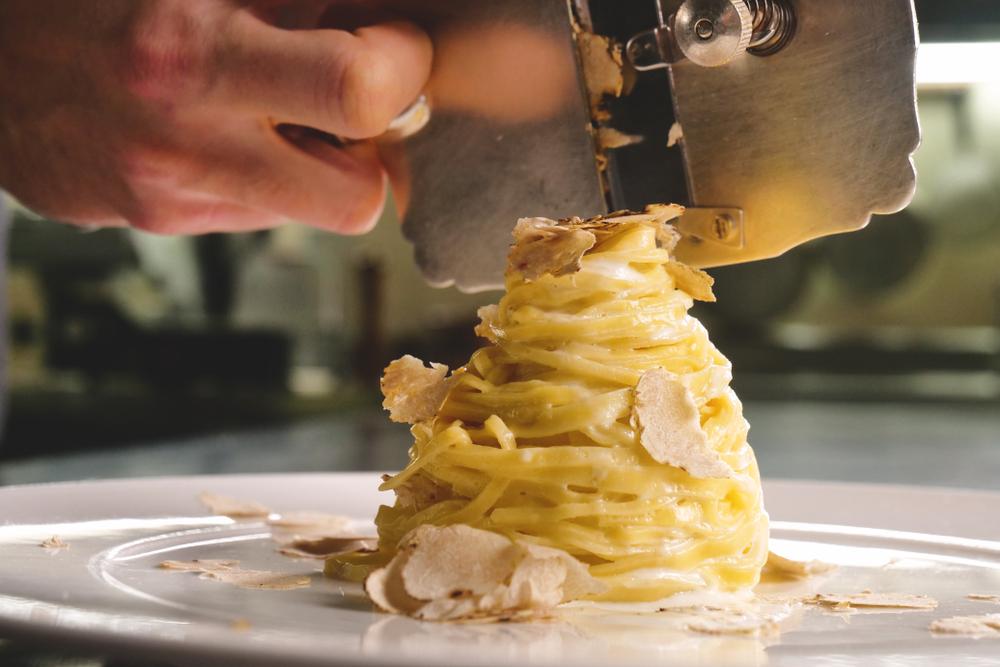 tartufo bianco prodotto made in Italy