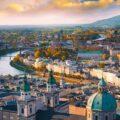 Salisburgo: la città più scenografica del mondo