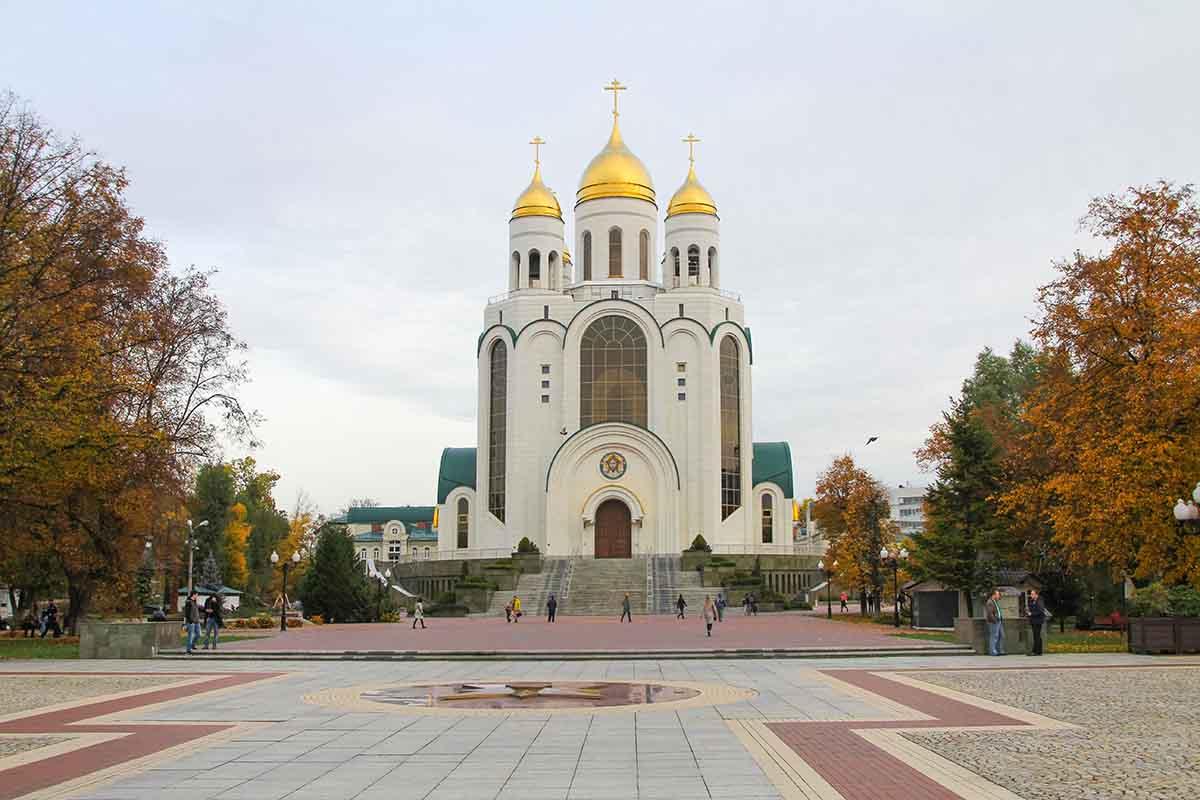 Viaggio in Russia alla scoperta di Kaliningrad