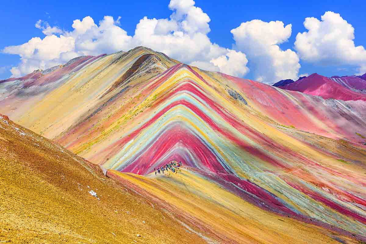 Le montagne colorate di Vinicunca in Perù: emozioni ad alta quota