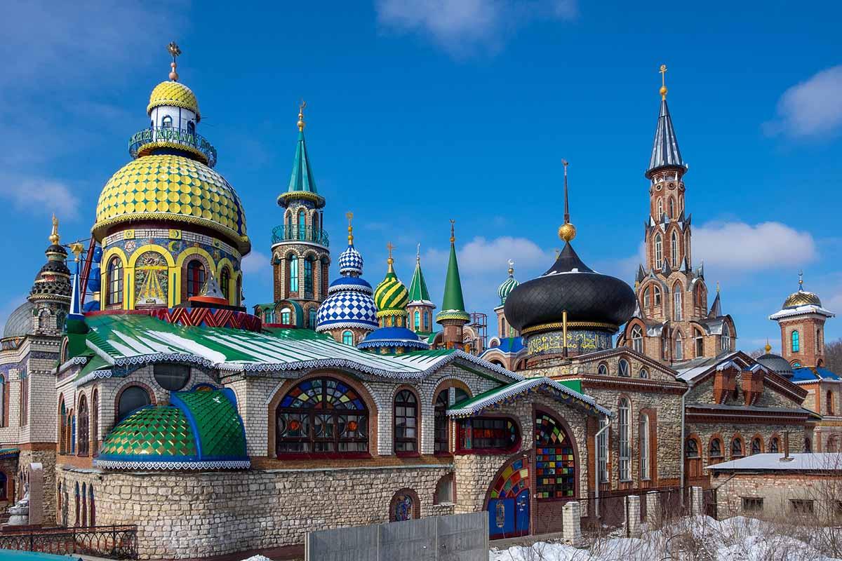 Viaggio nella città di Kazan: una delle città più affascinanti della Russia