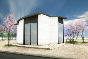 La prima casa in stampa 3d