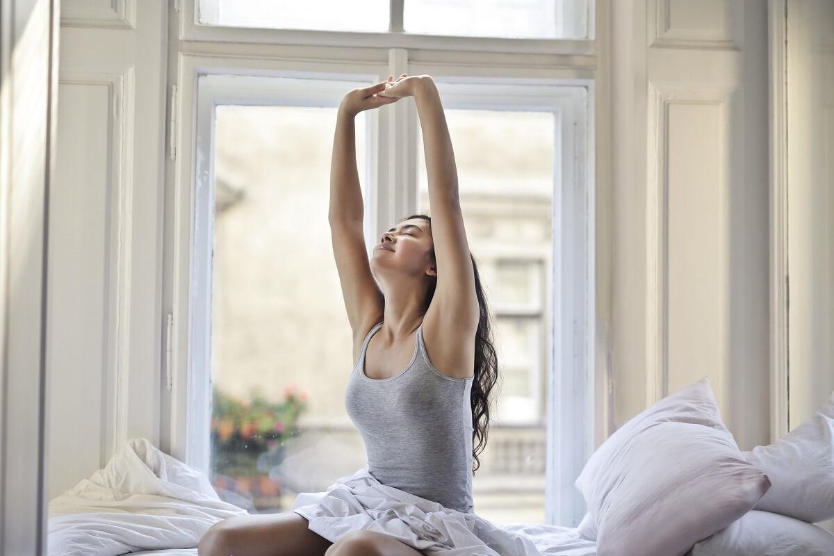 Dormire bene e svegliarsi riposati