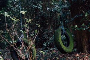 Riciclo creativo di vecchi pneumatici