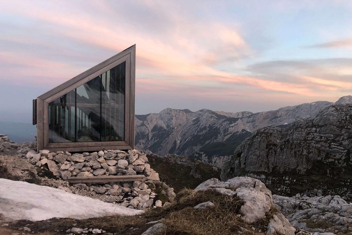 bivacco montagna