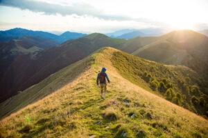 Andare in montagna