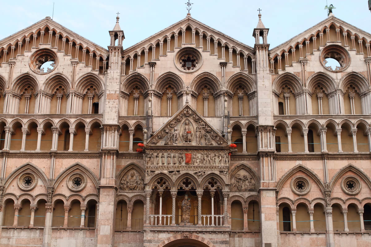 Le Chiese più belle dell'Emilia Romagna
