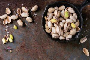 produzione pistacchio