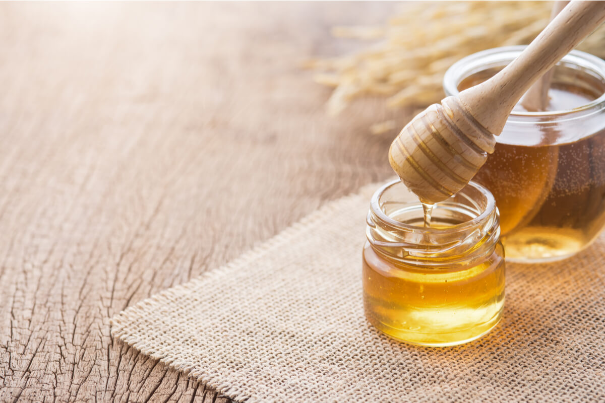 finto miele dalla cina
