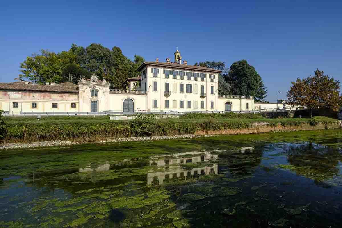 Il borgo di Cassinetta di Lugagnano tra il Naviglio e il Ticino
