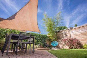 Le vele da giardino: comfort ed eleganza per l'outdoor