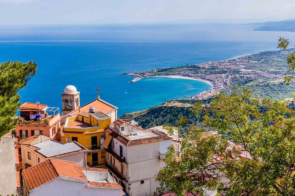 Il borgo di Castelmola: l'acropoli di Taormina