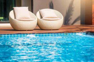 Come inserire una piscina sul terrazzo