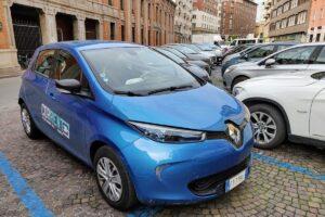 car sharing corrente