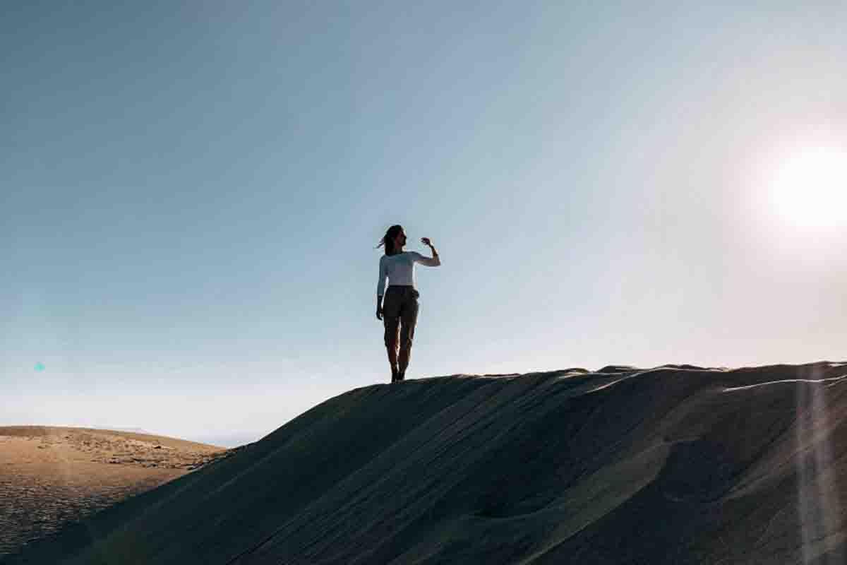 Habitante viaggiatore nel mondo: intervista a Deborah Lenzini aka @deborah_lenzini