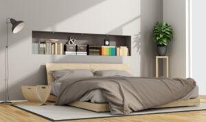 come ottimizzare lo spazio in camera da letto in 3 mosse