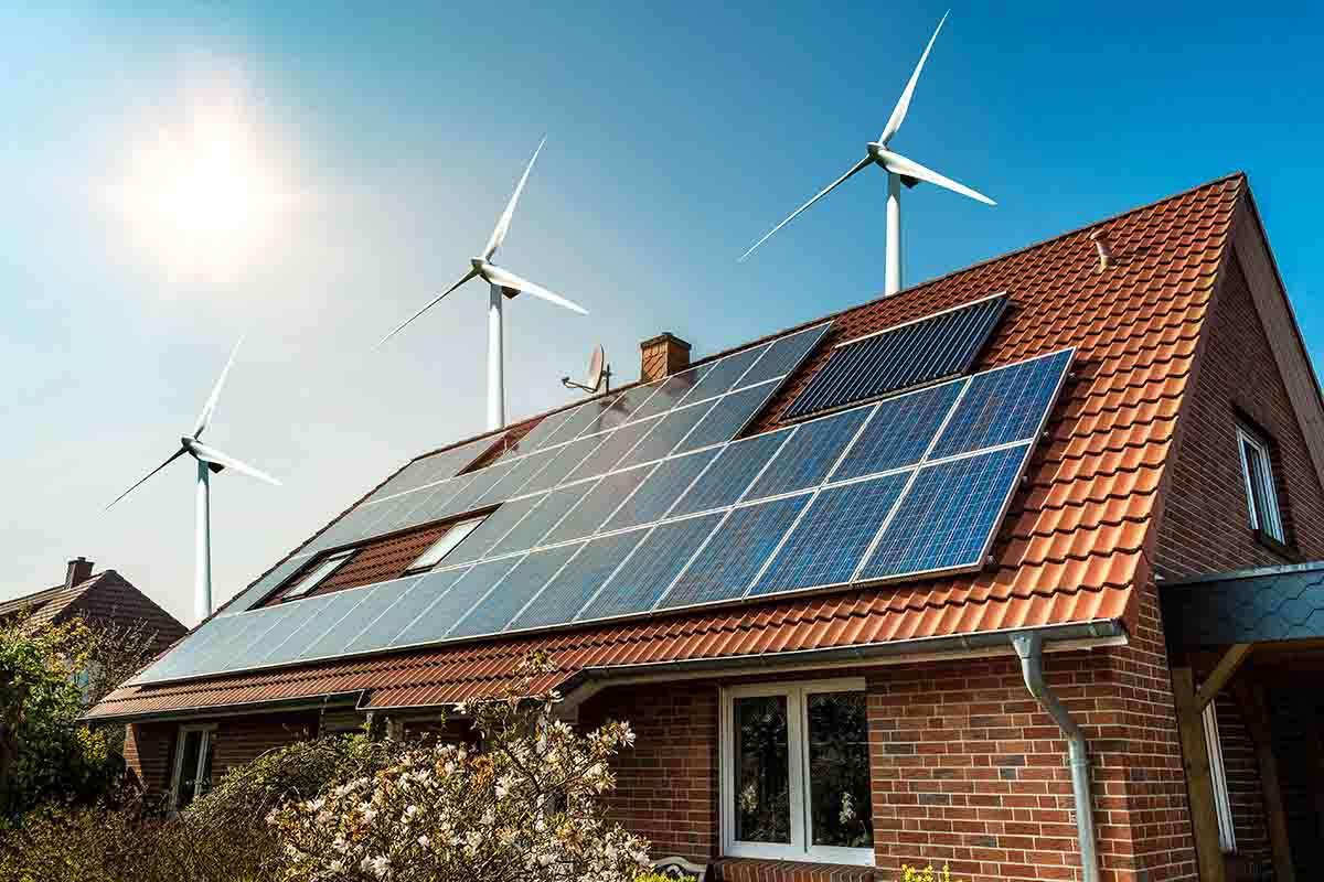 Le caratteristiche di una casa sostenibile