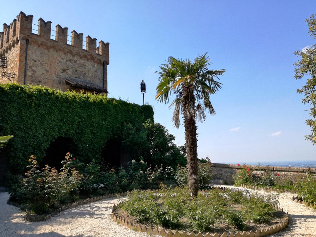 castello di Tabiano a Salsomaggiore