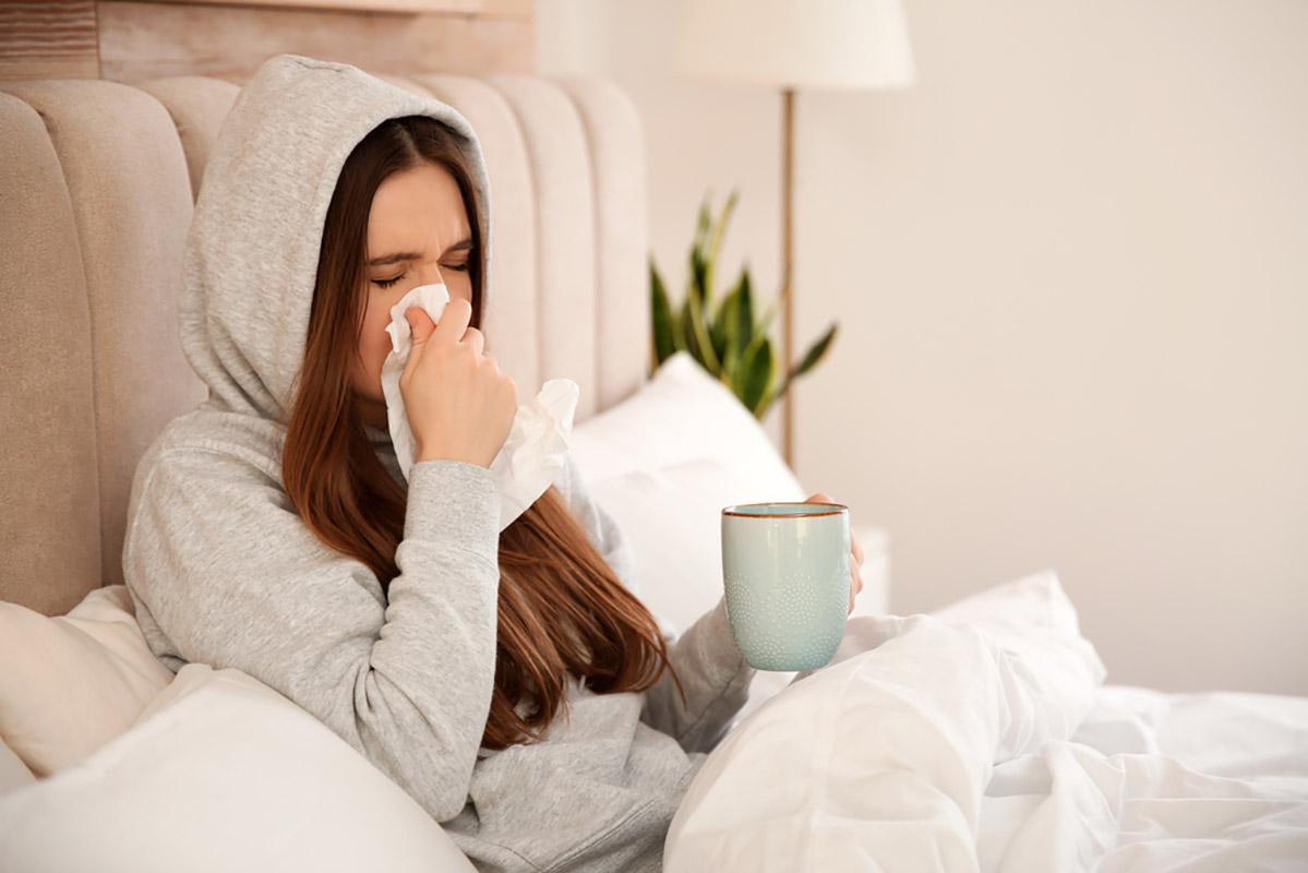il raffreddore ci potrebbe proteggere dal COVID-19