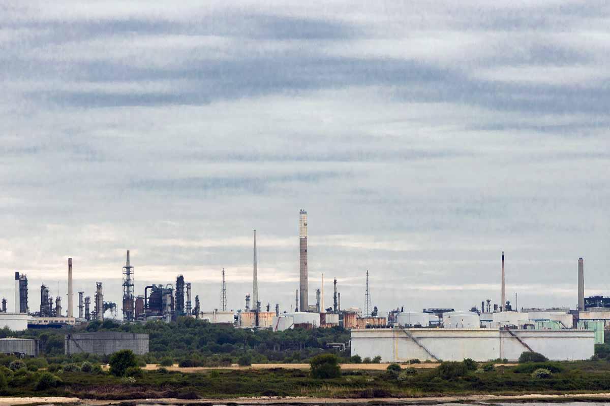 Giacimento petrolifero