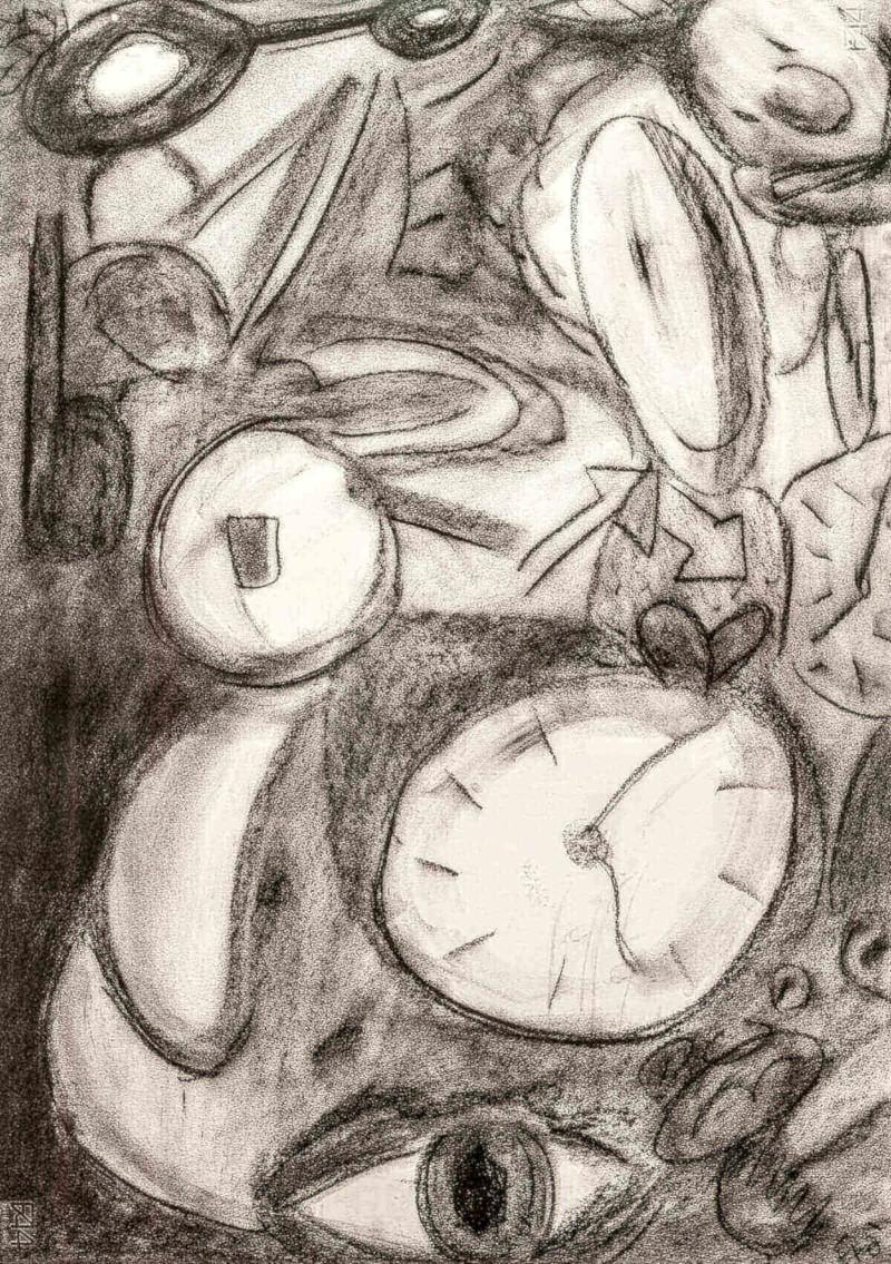 Conversazioni Disegnate - Ruggero