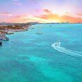 aruba isola green