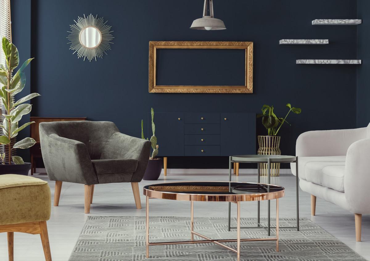 I colori di tendenza 2021 per le pareti di casa