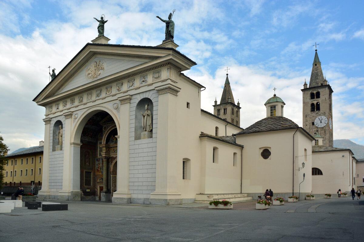 Le chiese più belle della Valle d'Aosta