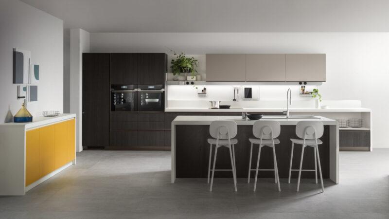 Scavolini presenta Dandy Plus, design by Fabio Novembre