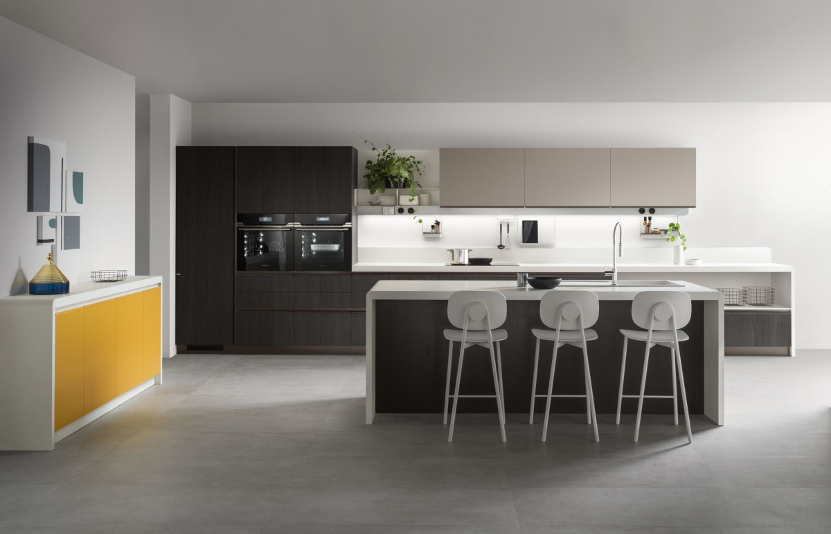 Scavolini presenta Dandy Plus, design by Fabio Novembre