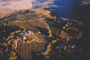 Una caccia al tesoro per architetti nel cuore della Toscana