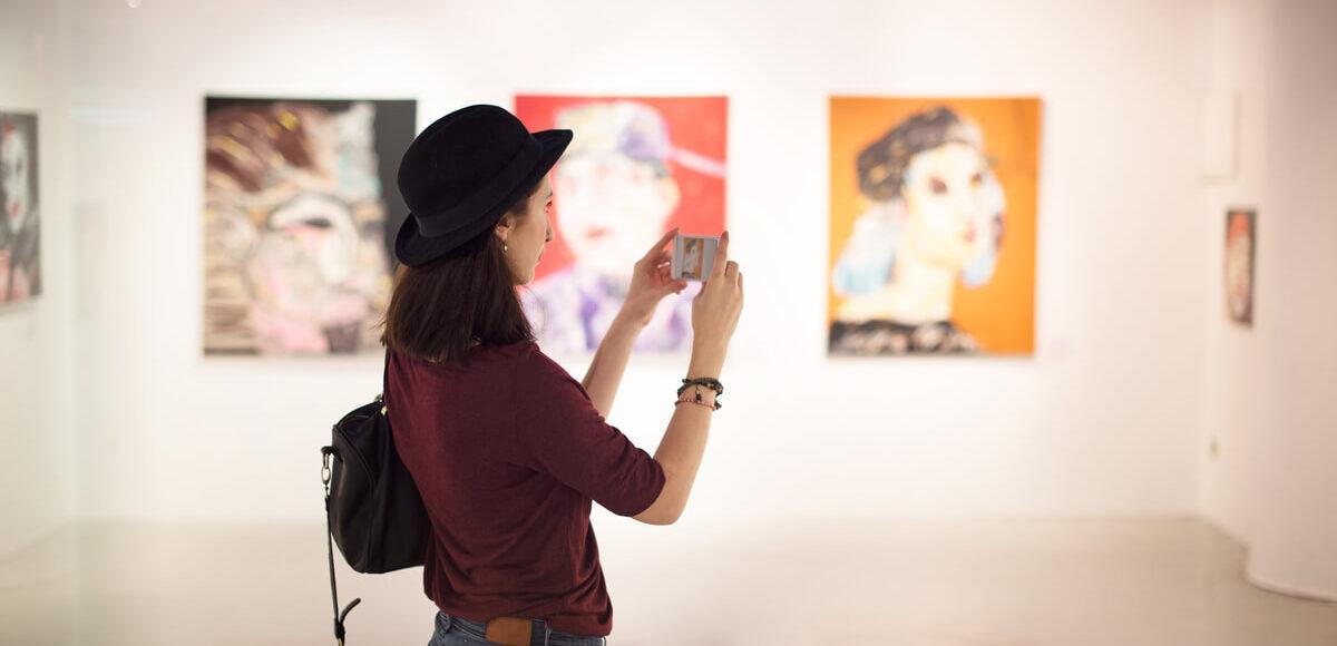 app che riconosce le opere d'arte
