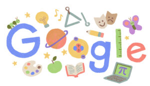Google Doodle insegnanti